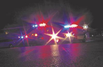 Pedestrian fights off assistance, struck by motorist