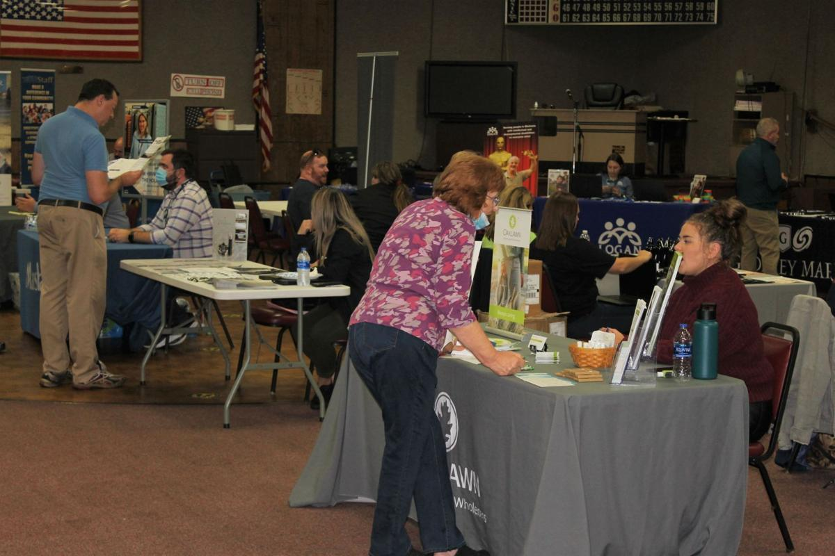 Local employers seek to fill positions at job fair