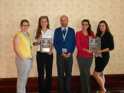 Jimtown students will compete at national career development conference