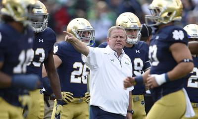 Misguided ads against Notre Dame's Kelly, Swarbrick amount to pointless venom