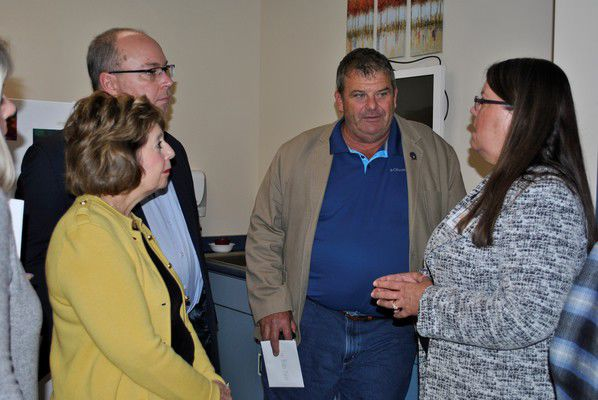 Local legislators tour ADEC