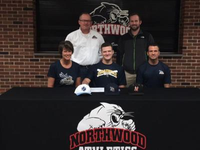 NorthWood baseball standout Drew Minnich signs with Cedarville