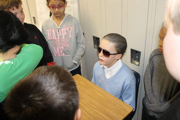 Learning comes to life at Pinewood's wax museum