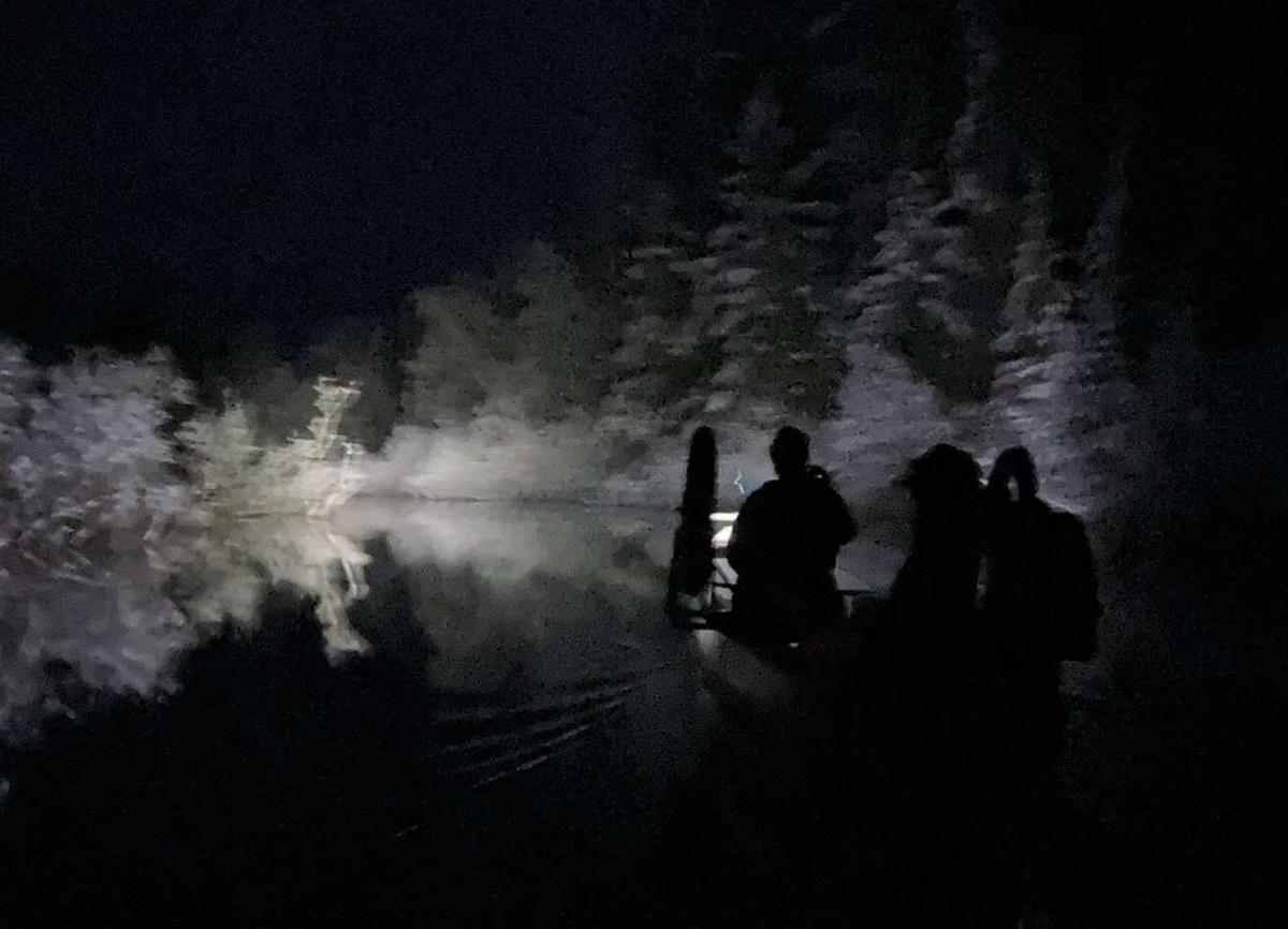 Elkhart man rescued 1