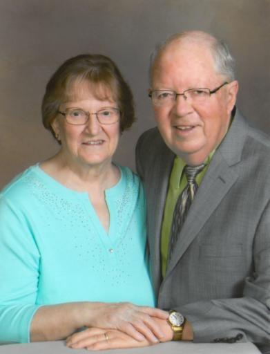 Bill and Sharon Latzke