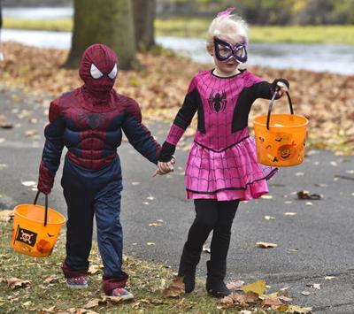 City announces growing list of Halloween festivities