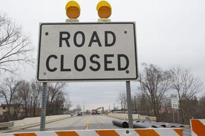More street, sidewalk closures announced