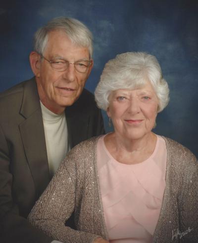 (P) Robert Pontius and Mary Jane Pontius