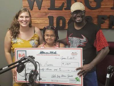 'Micro-grant' powers 10-year-old's idea for radio program