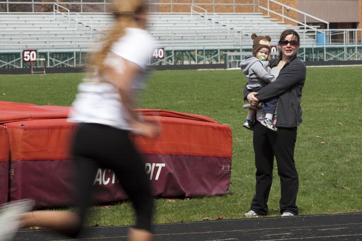 Jimtown's Linvilles balance family and track coaching