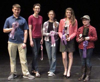 Winners of 4-H Performing Arts, Public Speaking, Demonstrations contests announced