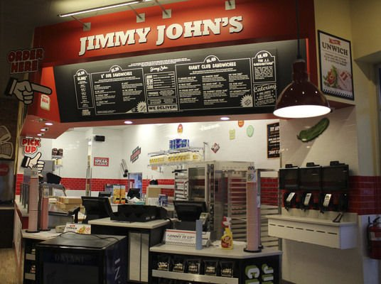 On the Job: Andy Knapcik opening Elkhart's second Jimmy John's location