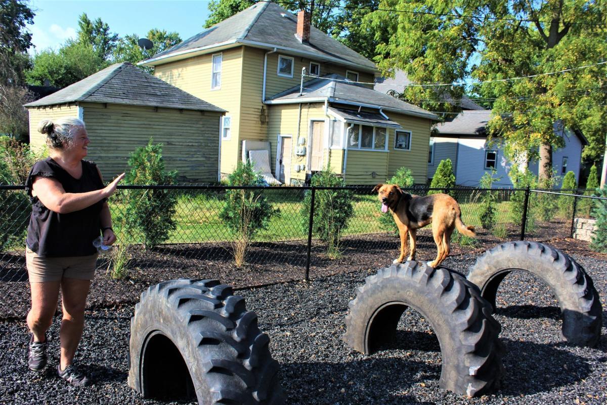 Goshen's first ever dog park opens 1