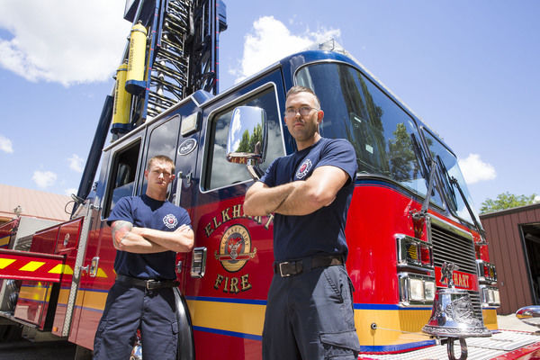 Elkhart Fire Department hosting elite Scott Safety Firefighter Combat Challenge next weekend