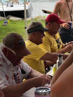 Upper St. Joe residents organize Charity Poker Run