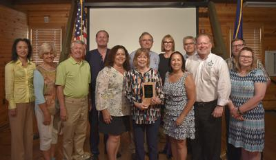 Maple Leaf Farms CEO honored