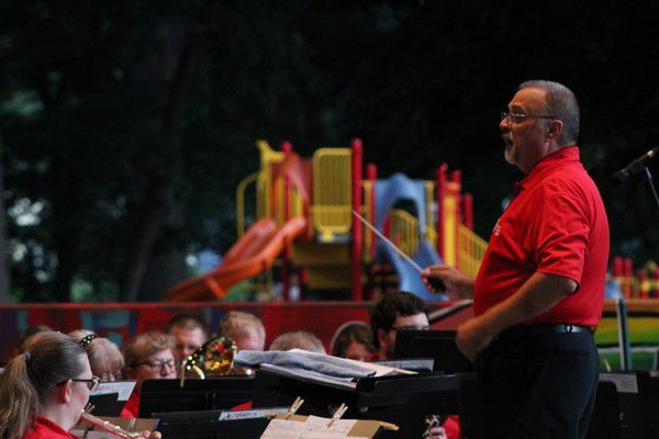 Summer concert series takes a bow