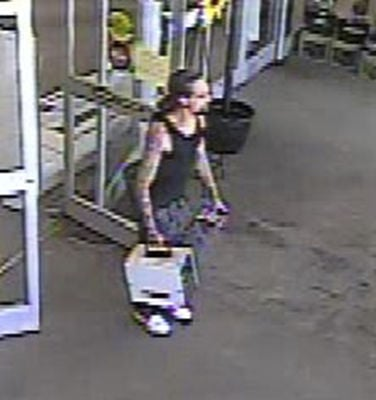 Police ask for help identifying theft suspect