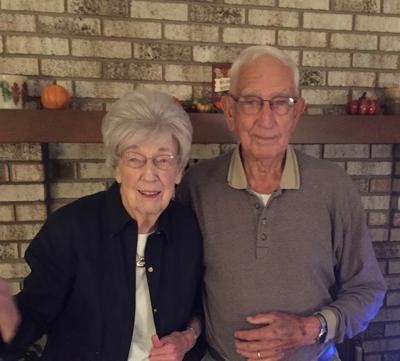 Lowell and Mildred Truex of Nappanee