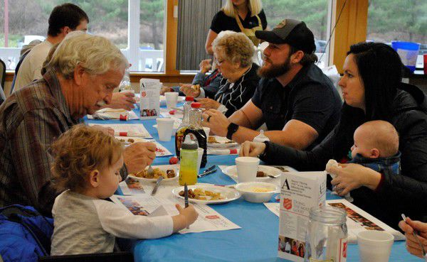Pancakes bring in funds to help those in need