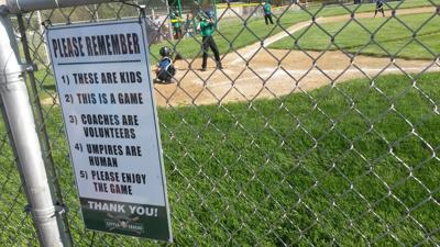Little League results from area parks