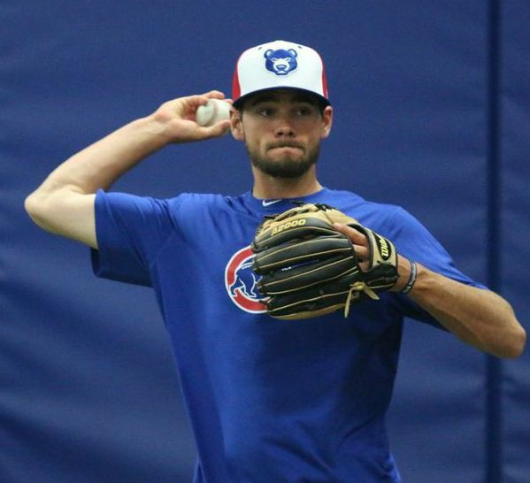 Chesny Young keeps grinding away for South Bend Cubs