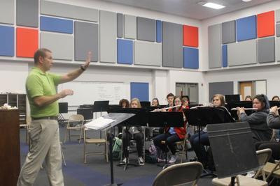 Merger features new music program