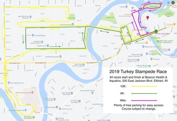 Organizers gear up for Turkey Stampede