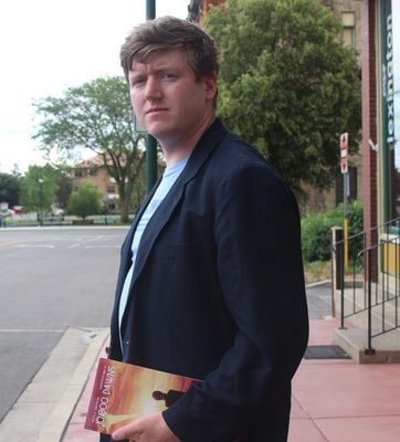Elkhart native James Wylder awaits release of his ninth book, 'Death and Doubling Cubes'