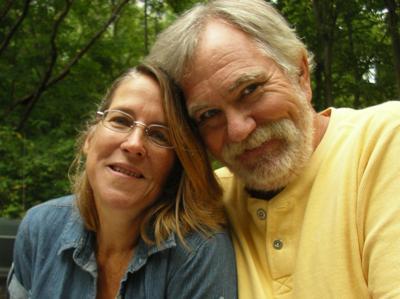 (P) Karen McKenna and Richard Hackel