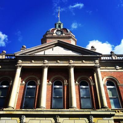 Elkhart County Courthouse, Goshen