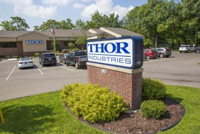 An expanded presence: Thor expanding in three cities, adding 400 jobs