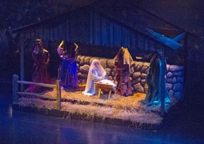 Concord Christmas Spectacular allowed to continue with scaled back Nativity portion