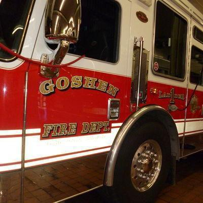 1 dead in Goshen fire