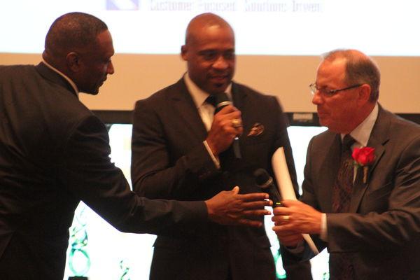 Business leadership takes spotlight at Gala