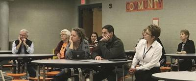 Elkhart Community Schools forums continue