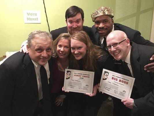 Comedy Criminal winners to perform