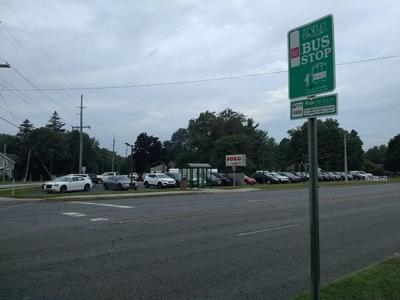 Goshen looks at more shelters for trolley stops