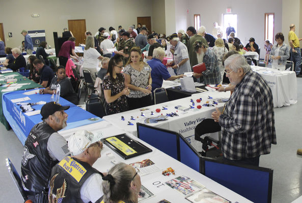 Veterans invited to 'stand down'