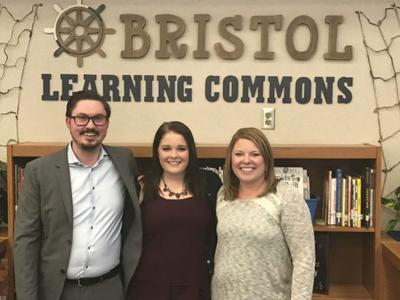 Bristol Elementary Library unveils 21st-century facelift