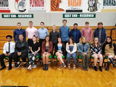 Concord honors its fall athletes