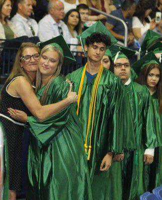 Concord graduates told to strive for greatness