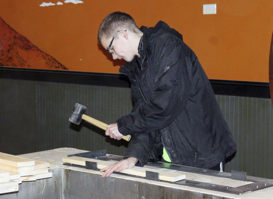 No rest for bed-making charity