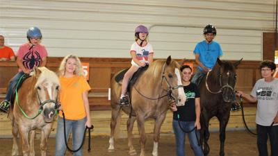 Equestrian camp seeks summer volunteers