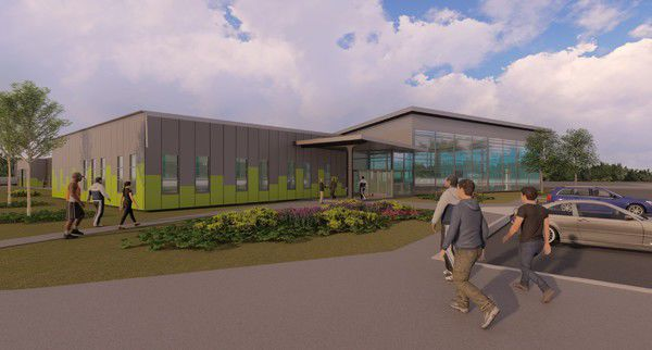 Elkhart schools break ground on facility