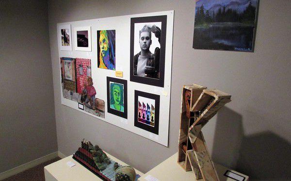 Student art showcased at museum