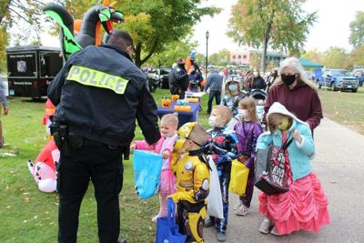 Trunk or treat file photo