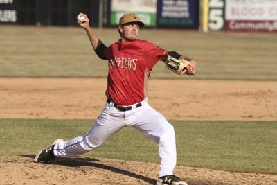 Penn grad Whitmer providing relief in Midwest League