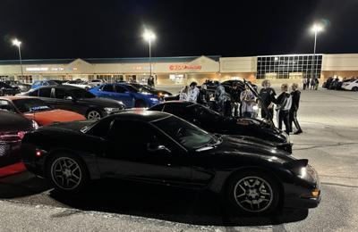 Car Meet Nappanee Street parking lot by old Martin's 07-30-2021