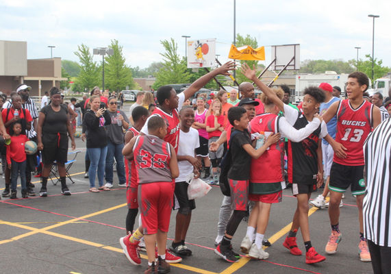 'Amazing' Gus Macker could become Elkhart fixture